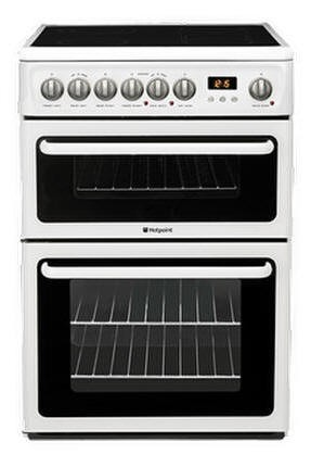 Hotpoint HAE60PS cooker