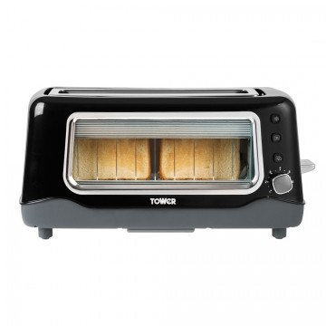 Tower T20011 glass toaster