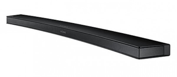"Samsung HWJ7500XU 55"" Curved Wireless Multiroom Soundbar with Side Speakers"