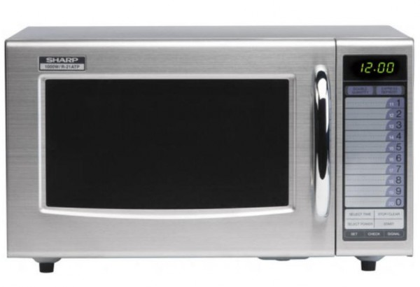 Sharp R21AT Commercial microwave