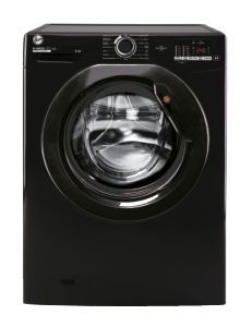 Hoover H3W 582DBBE-80 Black 1500 Spin 8kg Washer