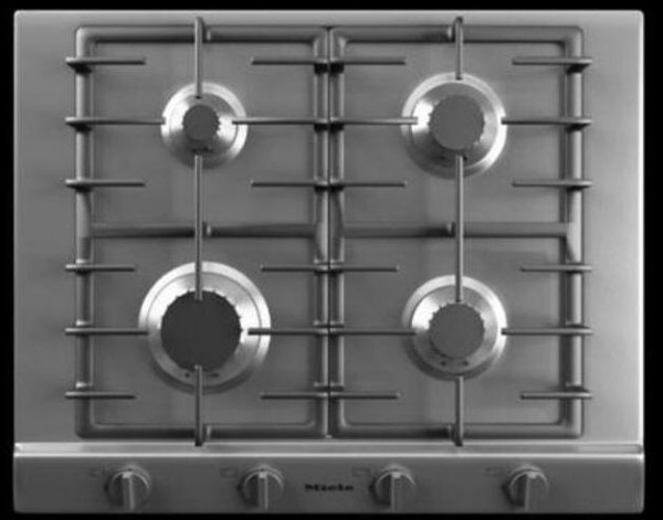 Miele KM2010 Built in Gas Hob