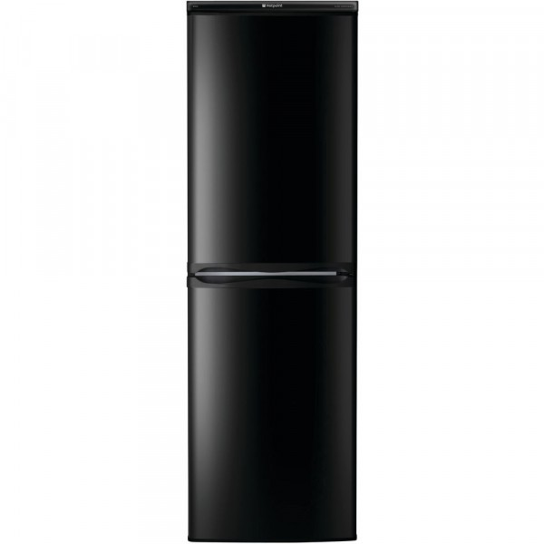 Hotpoint HBD5517B Black Fridge Freezer