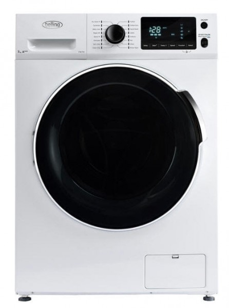 Belling FW814 1400 spin 8Kg washer - Free 3 year warranty available