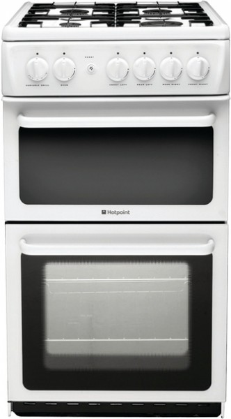 Hotpoint HAG51P cooker