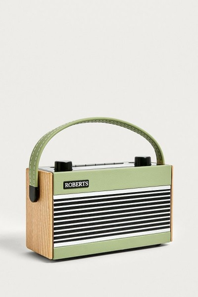 Roberts Radio Rambler with DAB and Bluetooth in Green