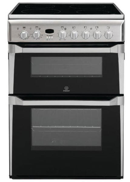 Indesit ID60C2XS cooker