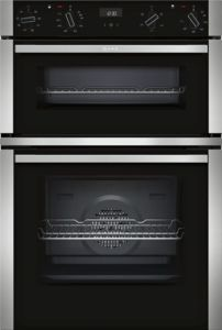 Neff U1ACE2HNOB Built In Double Oven