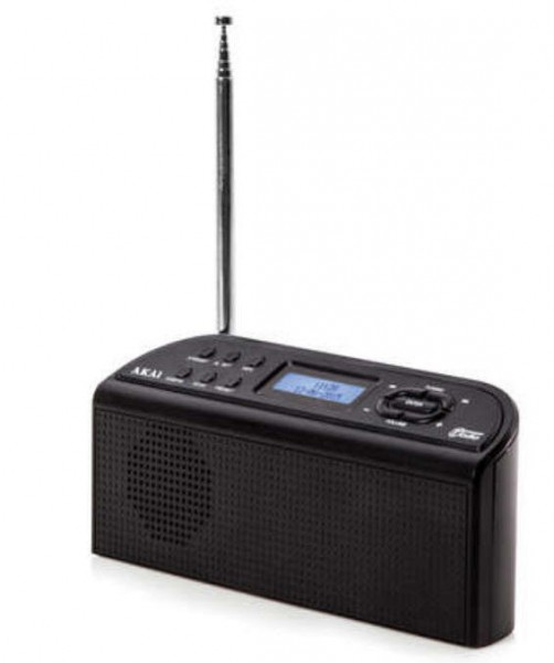 Akai A61016 Portable DAB Radio