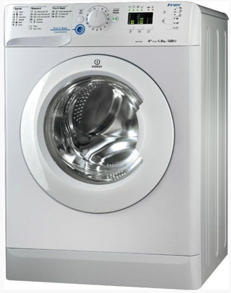 Indesit XWA81482XW Washing Machine
