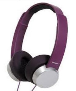 Panasonic RPHXD3WEV headphones