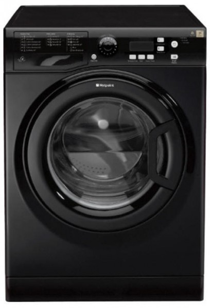 Hotpoint WMBF742KUK black Washing Machine