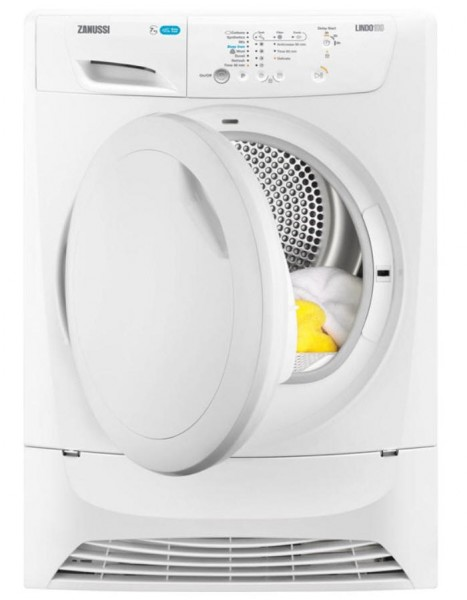 Zanussi ZDP7202PZ Dryer