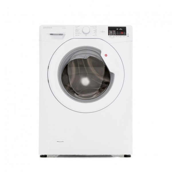 HOOVER HL41472D3W White 1400 Spin 7Kg Washing Machine