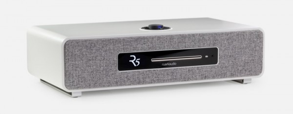 Ruark Audio R5 Grey Wireless Speaker with CD/DAB/FM/Bluetooth