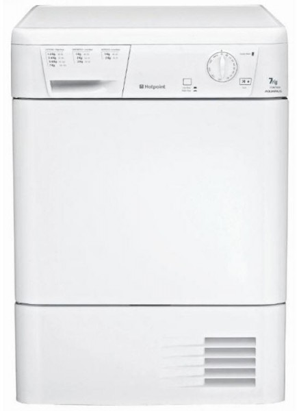 Hotpoint Dryer CDN7000BP 7Kg Condenser Tumble Dryer