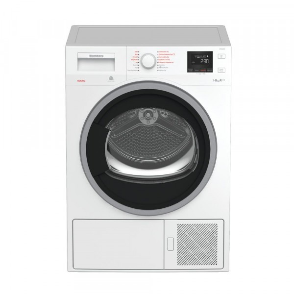 Blomberg LTH3842W Hybrid Heat Pump Condenser Dryer - Best of Both Worlds