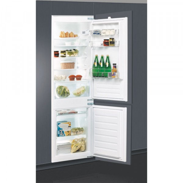 Whirlpool ART6550 Built In Static Fridge Freezer Integrated ART 6550/A+