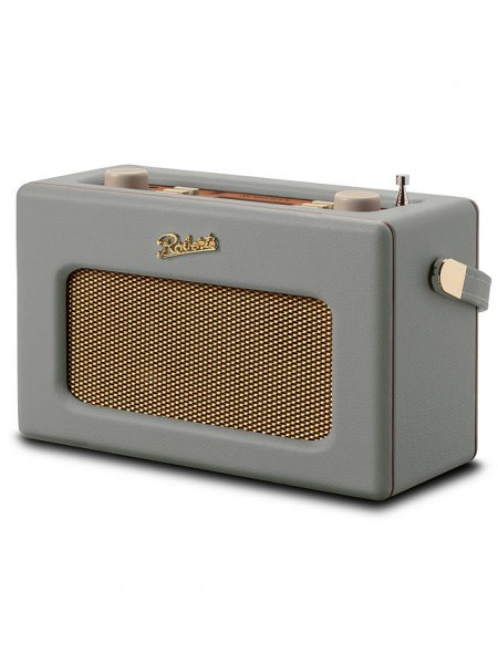 Roberts Revival RD70 Dab Radio - Dove Grey