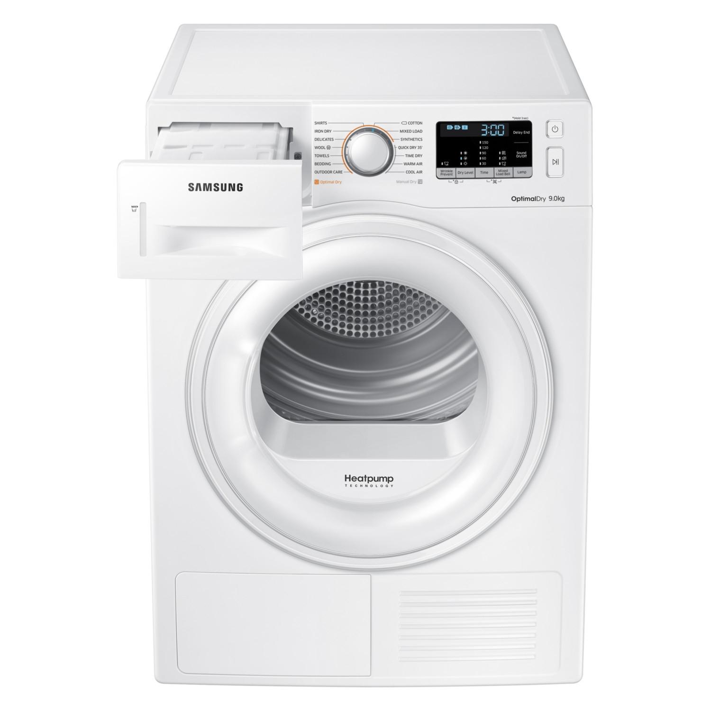 SAMSUNG DV90M5001W HEAT PUMP CONDENSER TUMBLE Dryer Tumble Dryers Laundry
