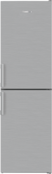 Blomberg KGM4553PS Frost Free Fridge Freezer - Stainless Steel