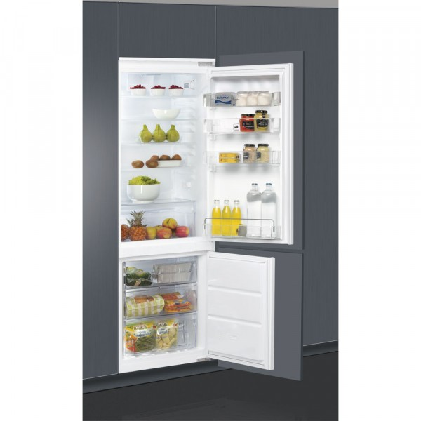 Whirlpool ART20163NF Built In Frost Free Fridge Freezer Integrated 70:30 ART201/63A+/NF