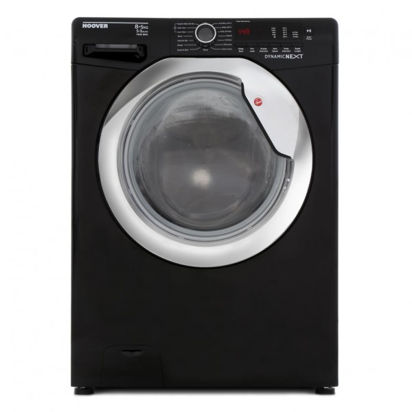 HOOVER WDXOC585CB 1500 SPIN 8KG WASH 5KG DRY Washer Dryer