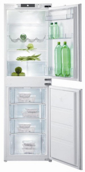 gorenje nrc14181cw integrated fridge freezer 5 year warranty