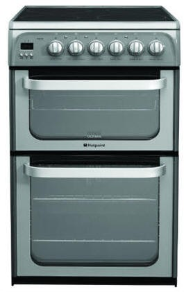 Hotpoint HUE52GS cooker