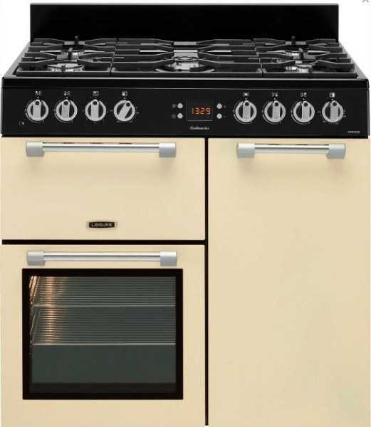 Leisure CK90F232C cream range cooker