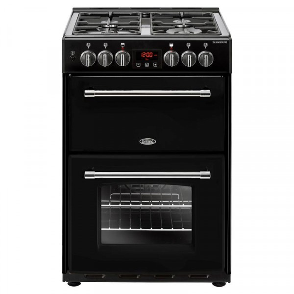 Belling Farmhouse 60DF 60cm duel fuel cooker