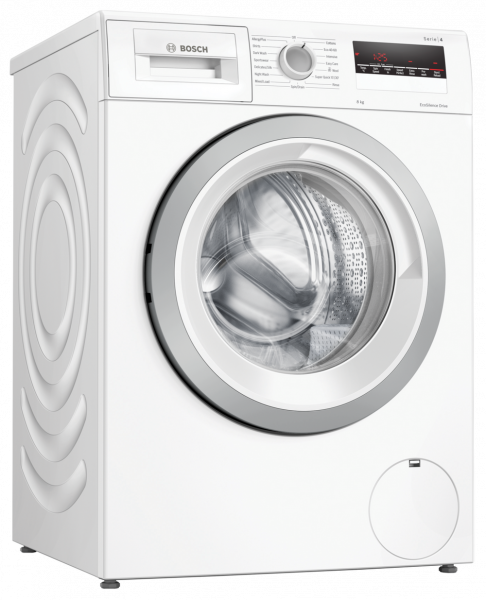 Bosch WAN28281GB 8kg 1400 Spin Washing Machine - New C Energy rating - 15 & 30 MIN Quick washes