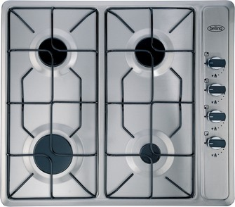 Belling GHU60GEMK2STA Built in Gas Hob