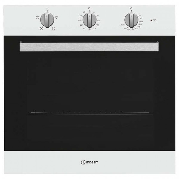 Indesit IFW6330WH White Single Fan Oven