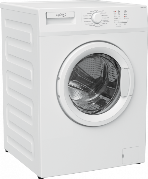 Zenith ZWM7120W 7kg 1200 Spin Washing Machine - White - A+++