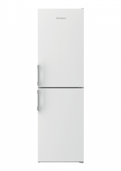 Blomberg KGM4553 Frost Free Fridge Freezer - White - A+