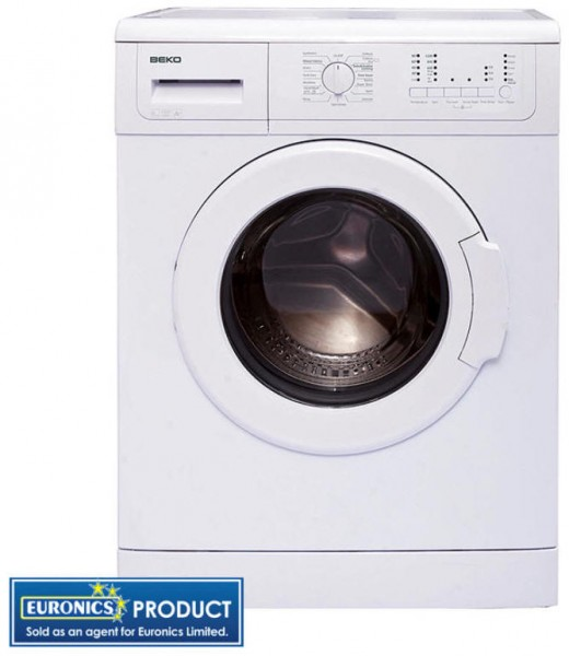 Beko WMC126W Washing Machine