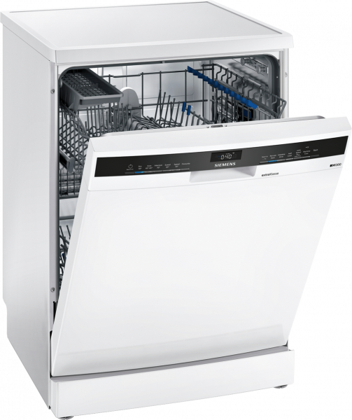 Siemens SN23HW64AG Full Size Dishwasher - White - FREE 5 YEAR WARRANTY*