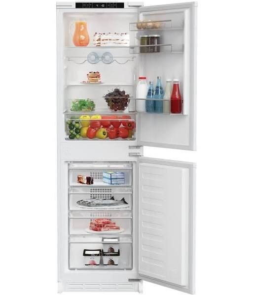 Blomberg frost free built in Fridge Freezer 50:50 split Integrated KNM4563EI NEW F Energy rated