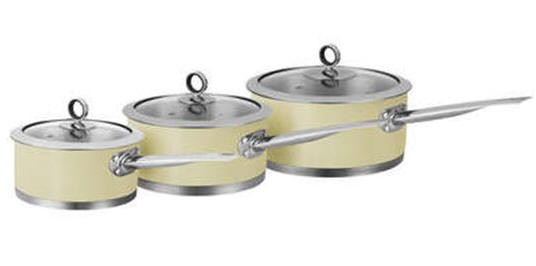 Morphy Richards 46392 saucepans