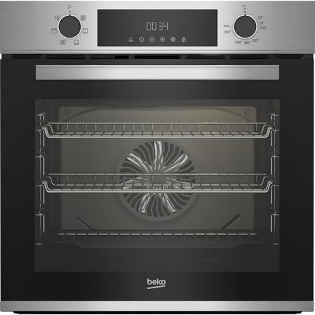 Beko CIMY91X Built In Electric Single Oven - Stainless Steel - A