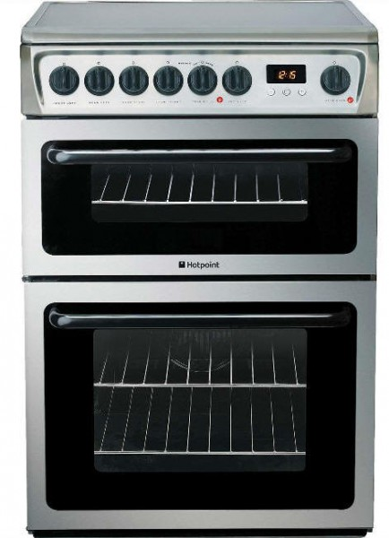Hotpoint HAE60XS cooker