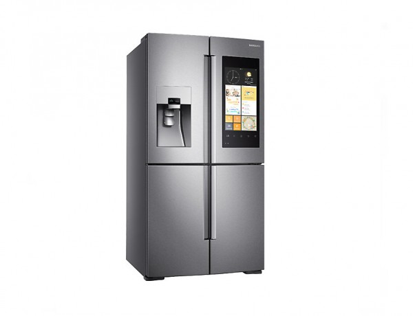 samsung rf56m9540sr eu family hub smart fridge freezer a 90cm rh hylandselectrical co uk