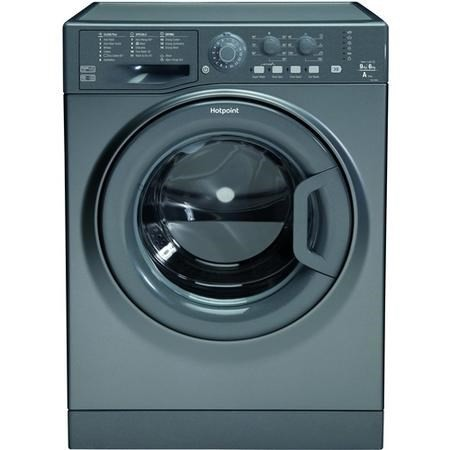 Hotpoint FDL9640G 9Kg Wash 6Kg Dry Graphite Washer Dryer