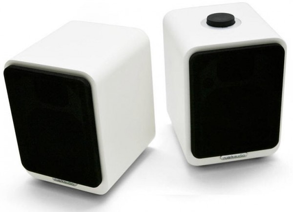 Ruark MR1-White bluetooth speakers