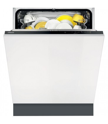 Zanussi ZDT24003FA built in dishwasher fully integrated 60cm