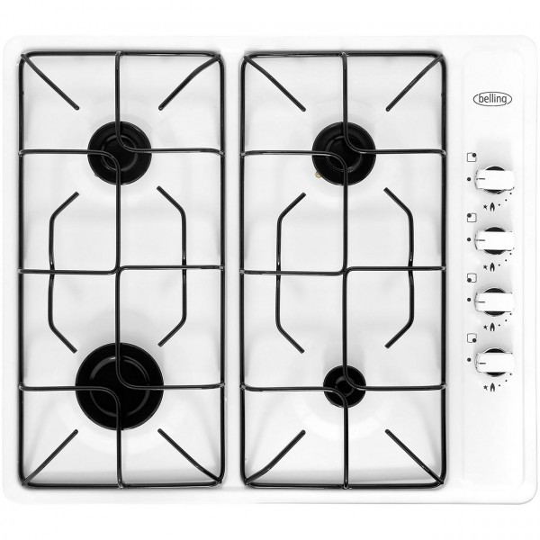 Belling GHU60GEMK2WHI Built in Gas Hob
