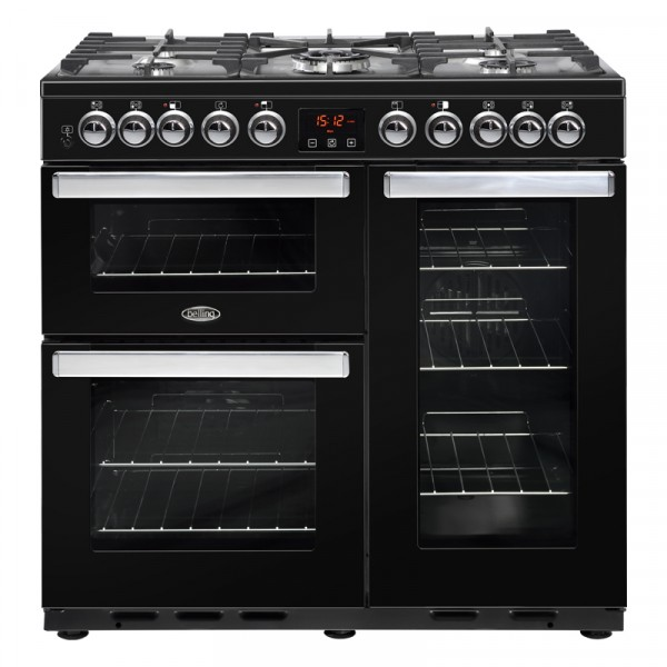 Belling Cookcentre 90DFT Deluxe 444444105