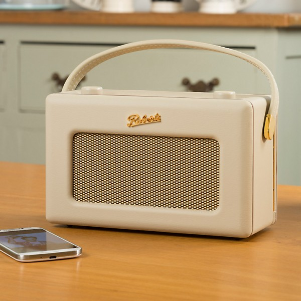 Roberts Revival iStream2 Dab Internet Radio Pastel Cream