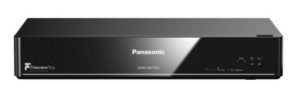 Panasonic DMRHWT150EBK FreeviewPlay 500gb Pvr